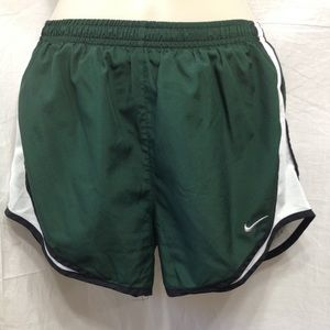 Women's size XS NIKE running shorts